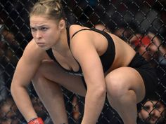 Ronda Rousey playing villain could help women′s MMA