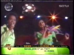Hands Up! Farscape Boney M Disco Music Video - YouTube