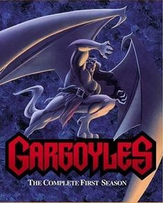 Gargoyles - shut up, I loved this show despite the hilariously bad Scottish accents.  Cursed a thousand years ago to remain locked in stone, a small group of gargoyles--the last of their kind--finally awaken in 1990's New York and must learn to adapt to this new world.
