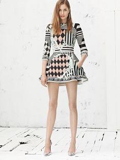 would be my wonderland dress, so so so cute!