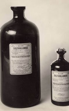 """""""LETHAL LIQUID: In 1937, the S.E. Massengill Company of Bristol, Tennessee, began selling bottles of Elixir Sulfanilamide, a liquid version of a popular antibiotic of the day. But more than 100 people died after taking the drug, and investigators from the US Food and Drug Administration (FDA) identified the drug's solvent, diethylene glycol, as the killer.""""  The Elixir Tragedy, 1937 