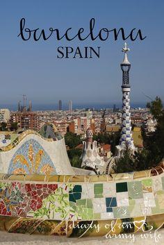 Barcelona, Spain Tra