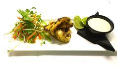 Chilli & ginger fired calamari, Wild Prawn Café, Bar + Grill