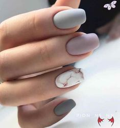 50 Cute Short Acrylic Square Nails Design And Nail Color Ideas For Summer Nails nails - Naildesigns<br>