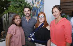 Rosania Fernandes, Marco Antonio Gonçalves, Mariângela Lima, Araceli Mesquita