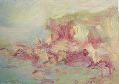 Artwork >> Lyuba Zahova >> Tyulenovo coast IV