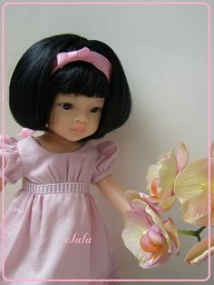 Здравствуйте! В нашем доме поселилась еще одна куколка Paola Reina. Оксаночка poklon1979, спасибо за помощь в приобретении!!! Давненько я мечтала