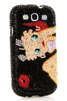 Girly Cute awesome Samsung Galaxy s3 case bling phone cover accessories for girls teens women