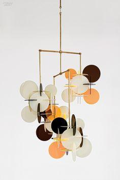 LUXURY LIGHTING | Modern lighting, geometric shapes | http://bocadolobo.com/ #luxuryfurniture #design furniture