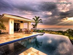 Custom home located in Meilani View Estates with stunning ocean views