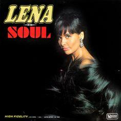 """Lena Horne """"Soul"""" (1964) LP Cover"""