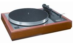 The Linn Sondek LP12. Beautiful and simple - this is timeless design with gorgeous sound.