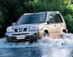 Nissan-Xtrail-(2001-2007) Workshop Manual