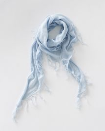 Product Image of Fringed Linen Scarf
