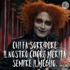 Living in Italy Disney Films, Disney And Dreamworks, Mad Hatter Quotes, Italian Quotes, Wanderland, Powerful Words, Johnny Depp, Movie Quotes, Words Quotes