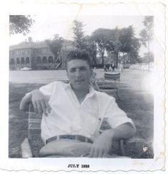 Detroit-luglio 1959 Pilotto Vittorio