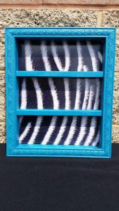 Nail polish frame/organizer from Tyekiki@etsy.com