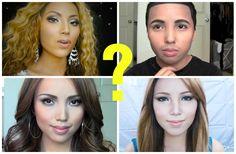 Mystery Celebrity Transformation