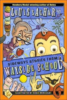 Sideways Stories from Wayside School by Louis Sachar, Adam Mccauley (Illustrator), Adam McCauley (Illustrator)