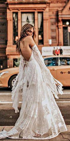 Sparkly Bohemian Rue De Seine Wedding Dresses ❤ See more: http://www.weddingforward.com/rue-de-seine-wedding-dresses/ #weddingforward #bride #bridal #wedding