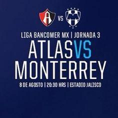 Atlas vs Monterrey Azteca Deportes en Vivo - Liga MX 2015 | FutAdiccion TV - Partidos de hoy en Vivo