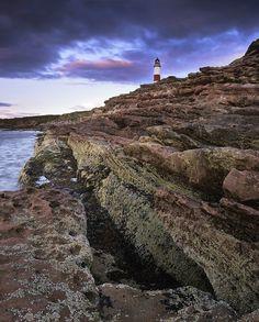 Tarbert Ness Lighthouse photo