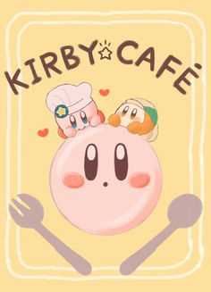 Kirby Cafe by Mamama