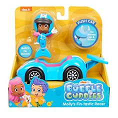 Bubble Guppies Vehicles and Figures- Vehicle and Molly 10th Birthday, Christmas Birthday, Disney Necklace, Princess Toys, Bubble Guppies, Aggressive Dog, Guppy, Baby Alive, Learning Colors