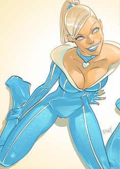 The wonderfully exaggerated art of OttoSchmidt - Blog - GeekDraw