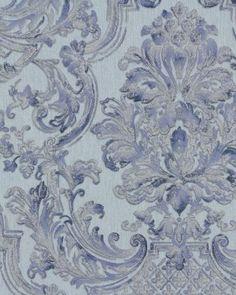 cce3a25580a30ae6b78fa96547ec3cbf  online bestellen verona - Tapete Blau Silber