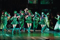 Wicked  05/01/2013 7:00PM  Gershwin Theatre  New York, NY