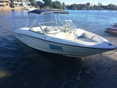 Wow, I really love this boat! :) | Bayliner 175 Bowrider |  #BaylinerBoats #BaylinerBoatsforSale #Boating #Boats #BoatsforSale #Cruisers #CruisersforSale #Cruising #PowerBoats #PowerBoatsforSaleQLD #PowerBoatsforSaleRunawayBay #UsedBoatsforSale