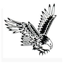 Tribal Eagle Tattoo, Eagle Chest Tattoo, Tribal Tattoos With Meaning, Eagle Tattoos, Meaning Tattoos, Web Tattoo, Tattoo Blog, Chest Tattoo Drawings, Eagles