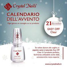 Calendario dell'avvento Crystal Nails - 21 dicembre #crystalnails #easyoff