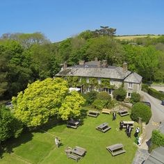Gallery | The Falcon Inn, St Mawgan Holidays In Cornwall, Cornish Coast, Devon And Cornwall, Bed And Breakfast, Golf Courses, Saints, Gallery, Roof Rack