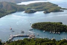 English Harbour www.turkeyguletcharter.com routes
