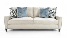 Signature Seating Customizable Sofa by Bernhardt