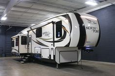 "SPACIOUS FIFTH WHEEL FULL OF FUN!!!  2017 Jayco North Point 377RLBH This incredible RV has comfy spaces for everyone! Young campers will will love their awesome bonus room, with plenty of space for fun with a bunk above! You'll love your private master bedroom, complete with a fantastic walk-in closet and TV! The 377RLBH is 42'7"" long and weighs 13,075 lbs. dry! Give our North Point expert Michael Coron a call 231-670-9025 for pricing and more information!"
