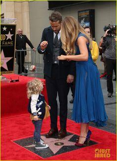 Blake Lively & Ryan Reynolds Newborn Daughter's Name Revealed!
