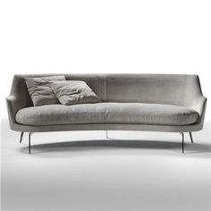 Flexform Guscio Sofa - Flexform Sofa - Modern Sofas - Flexform Furniture | SwitchModern.com