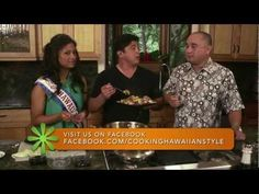Cooking Hawaiian Style - Episode 3 - Lanai & AugieT - Cabbage w/Samoan corned beef & cabbage with Portuguese sausage