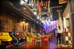 Trapeze Basement Bar Swings Into Shoreditch