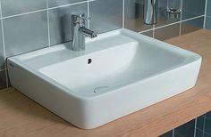 Keramag renova nr 1 plan aufsatzwaschbecken