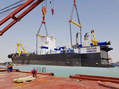 Basra Gataway Terminal takes delivery of new Damen CSD500