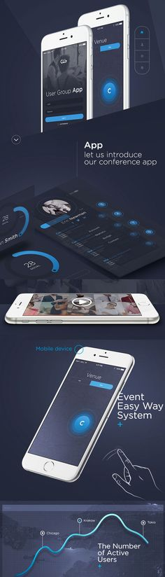 10 New Outstanding UI Design Projects