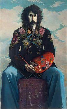 John Byrne: Self Portrait