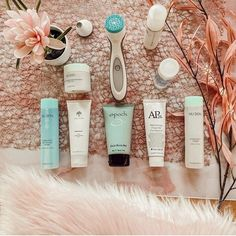 Link in my pictureOr contact me! Nu Skin, Gold Wallpaper Background, Subcutaneous Tissue, Facial Yoga, Healthy Skin Care, Homemade Skin Care, Anti Aging Skin Care, Clear Skin, Beauty Secrets