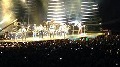 Bruno Mars in Perth 28/02/2014