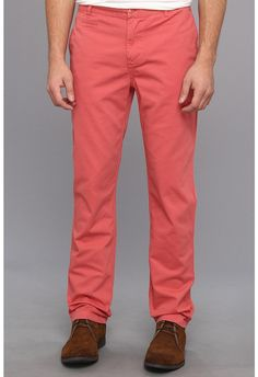 Hot Pink Chinos by Alternative Apparel. Buy for $88 from Zappos