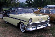 1956 Chevy BelAir conv